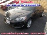 2013 Black Noir Pearl Hyundai Genesis Coupe 2.0T Premium #84135524