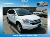 2010 Taffeta White Honda CR-V EX-L AWD #84136046