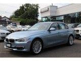 2013 Liquid Blue Metallic BMW 3 Series 328i Sedan #84135522