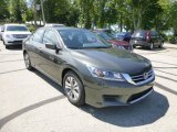 2013 Hematite Metallic Honda Accord LX Sedan #84136025