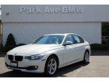 2013 Mineral White Metallic BMW 3 Series 328i xDrive Sedan #84135510