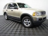 2003 Harvest Gold Metallic Ford Explorer XLT 4x4 #84135896