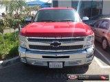 2012 Victory Red Chevrolet Silverado 1500 LT Crew Cab #84193923