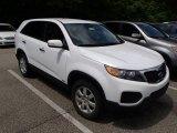2011 Snow White Pearl Kia Sorento LX AWD #84194018