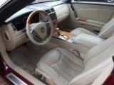 2007 Cadillac XLR Interiors
