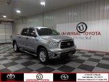 2011 Silver Sky Metallic Toyota Tundra CrewMax #84193879