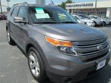 2013 Sterling Gray Metallic Ford Explorer Limited #84193872