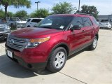 2014 Ruby Red Ford Explorer FWD #84193870