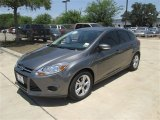 2014 Sterling Gray Ford Focus SE Hatchback #84193865