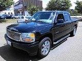 2005 Onyx Black GMC Sierra 1500 Denali Crew Cab AWD #84193942