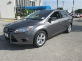 2014 Sterling Gray Ford Focus SE Sedan #84193862