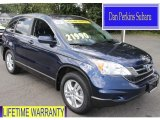 2010 Royal Blue Pearl Honda CR-V EX-L AWD #84193794