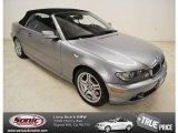 2006 Silver Grey Metallic BMW 3 Series 330i Convertible #84193938