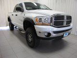 2006 Bright White Dodge Ram 1500 ST Quad Cab 4x4 #84193965