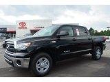 2013 Black Toyota Tundra SR5 CrewMax #84217041
