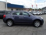 2013 Atlantis Blue Metallic Chevrolet Equinox LS #84216972