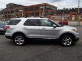 2013 Ingot Silver Metallic Ford Explorer Limited 4WD #84216963
