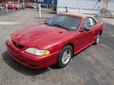 1996 Ford Mustang V6 Convertible Data, Info and Specs