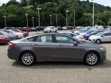 2013 Sterling Gray Metallic Ford Fusion SE #84216955