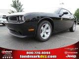 2013 Pitch Black Dodge Challenger SXT #84217010