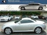 2003 Millennium Silver Metallic Lexus SC 430 #84217076