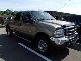 2004 Arizona Beige Metallic Ford F250 Super Duty FX4 Crew Cab 4x4 #84217071
