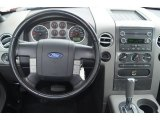 2008 Ford F150 FX2 Sport SuperCab Dashboard