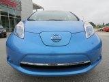 2013 Nissan LEAF S Exterior