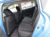 2013 Nissan LEAF S Rear Seat