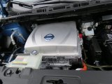 2013 Nissan LEAF S 80kW/107hp AC Synchronous Electric Motor Engine