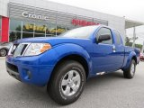 2013 Metallic Blue Nissan Frontier SV King Cab #84217185