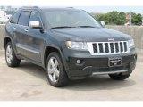 2012 Maximum Steel Metallic Jeep Grand Cherokee Overland 4x4 #84217373