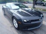 2014 Ashen Gray Metallic Chevrolet Camaro LS Coupe #84257323