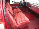 1991 GMC Sierra 1500 Interiors