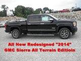 2014 Onyx Black GMC Sierra 1500 SLT Crew Cab 4x4 #84257214
