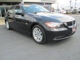 2006 Black Sapphire Metallic BMW 3 Series 325xi Sedan #84257007