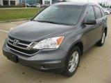 2010 Polished Metal Metallic Honda CR-V EX AWD #84257102