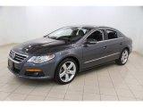 2011 Volkswagen CC Island Gray Metallic