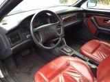 Audi Cabriolet Interiors