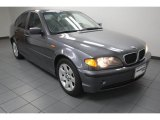 2003 Steel Grey Metallic BMW 3 Series 325i Sedan #84256982