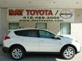 2013 Blizzard White Pearl Toyota RAV4 Limited AWD #84256640