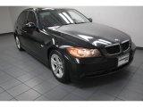 2008 Black Sapphire Metallic BMW 3 Series 328i Sedan #84256979