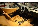 Ferrari 328 Interiors