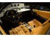 1989 Ferrari 328 Interiors