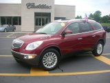 2010 Red Jewel Tintcoat Buick Enclave CXL AWD #84256554