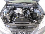 2011 Hyundai Genesis Coupe Engines