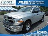 2011 Bright Silver Metallic Dodge Ram 1500 ST Quad Cab #84257148