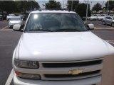 2004 Summit White Chevrolet Tahoe Z71 4x4 #84257031