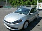 2013 Bright Silver Metallic Dodge Dart SXT #84256946