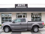 2011 Sterling Grey Metallic Ford F150 XLT SuperCab #84256932
